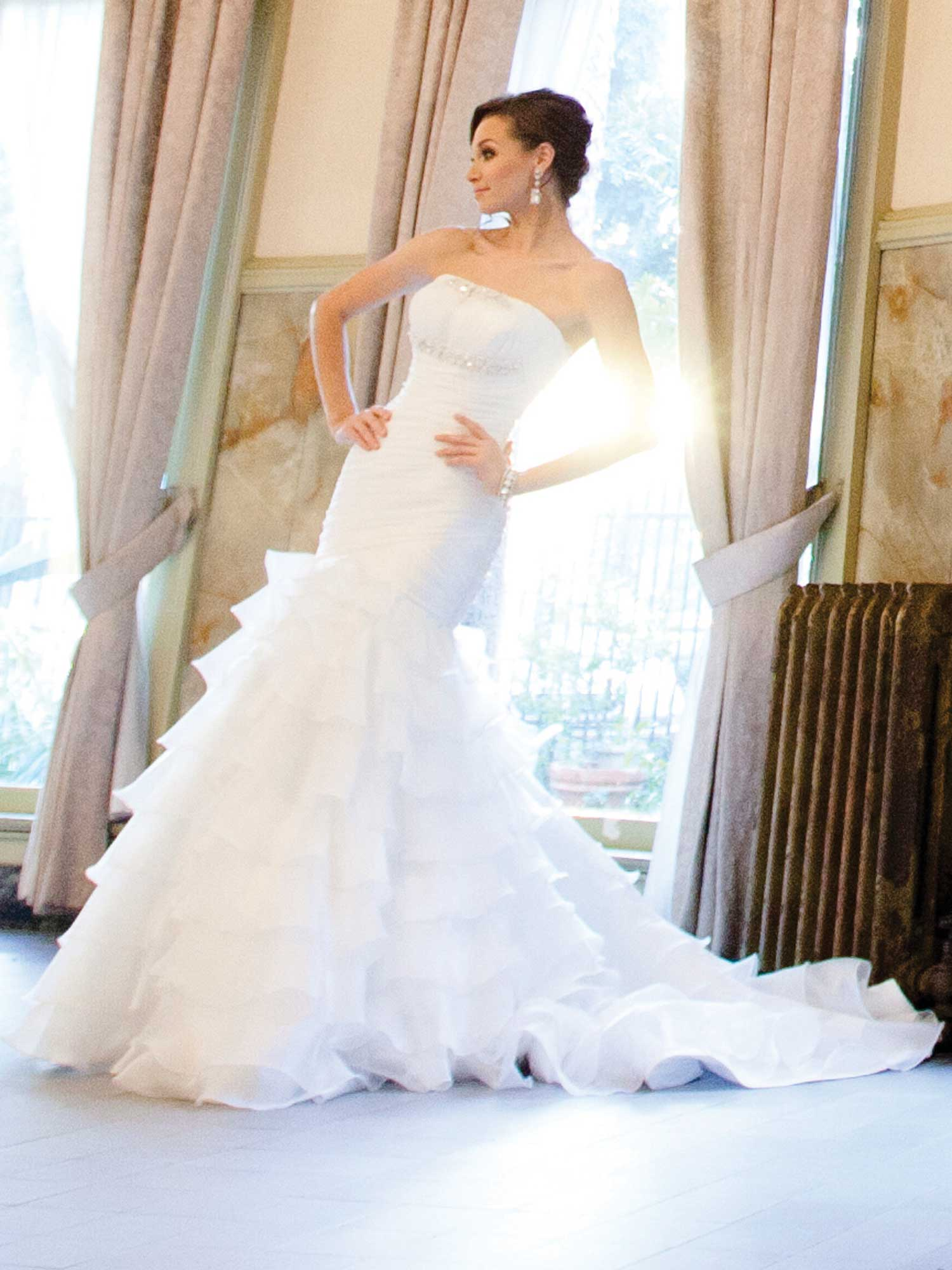 ... are here: Home / Private Label by G Bridal Design House Wedding Gowns